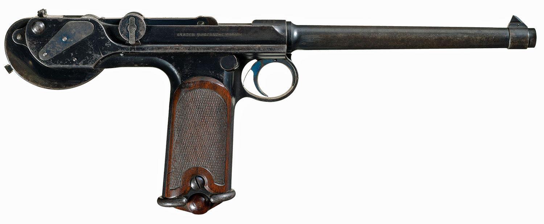 Prima generație de pistoale semiautomate militare: câteva concluzii