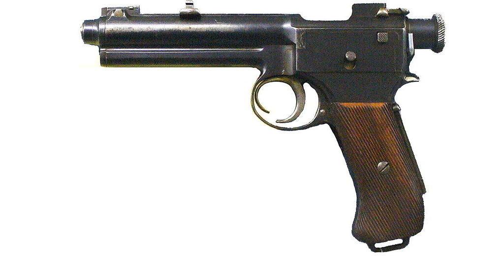 Roth-Steyr 1907 – pistolul inventat de un orădean