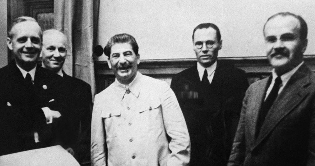 Denunțarea Pactului Ribbentrop-Molotov