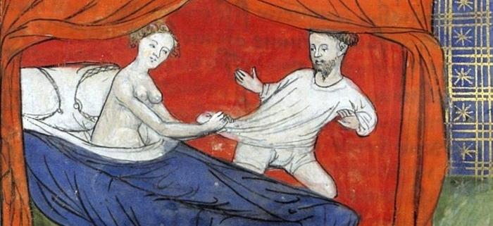 alcov medieval